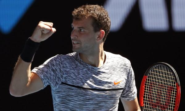 И Гофен мина през мелницата на Гришо на Australian Open
