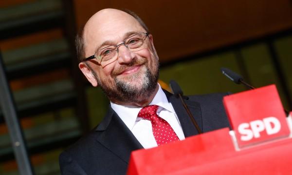 ГСДП номинира Мартин Шулц за кандидат за канцлер