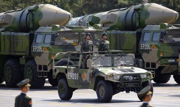 Ракети на Китай край Русия, но не са срещу нея