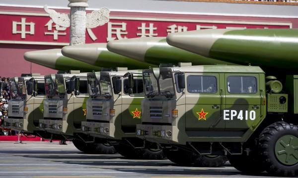 Китай: Не сме разполагали ракети на границата с Русия