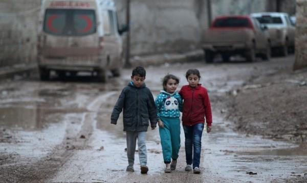 Момиченцето от Алепо, писало в Тwitter, със зов към Тръмп