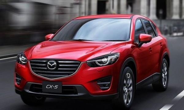 Mazda готви CX-5 с трети ред седалки – 7 места!