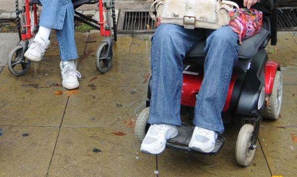 Роми на процент от фирми за инвалидни колички