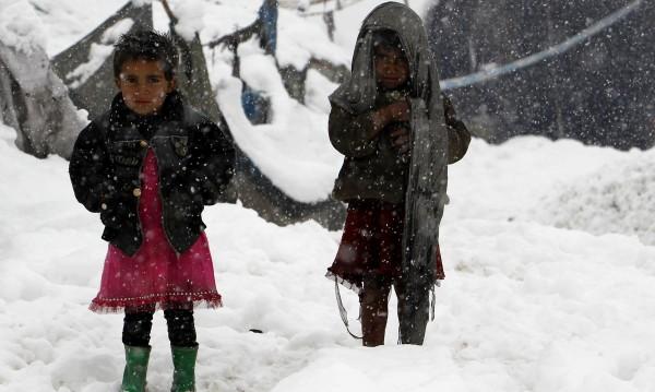 Най-малко 27 деца загинаха от студовете в Афганистан