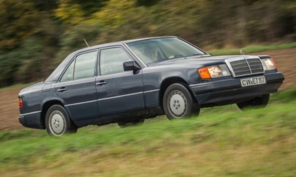 1 млн. километра с Mercedes E-класа? Възможно е!