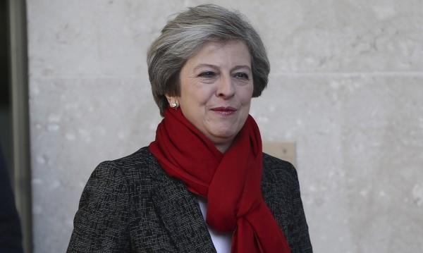 Мей: Великобритания и САЩ могат пак да управляват света!