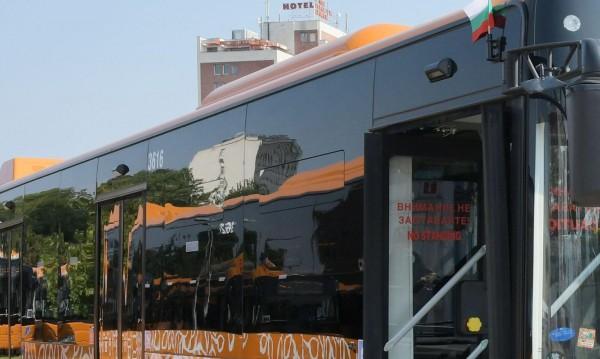 Променя се маршрутът на автобуси №79 и 309 в София