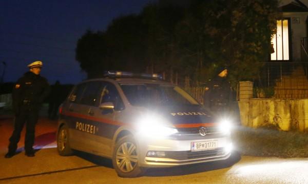 Българин задържан в Австрия по подозрение за връзки с ИД