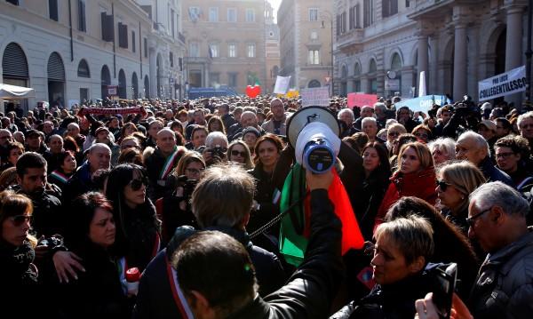 Италия в ЕС? Все по-малко италианци го искат