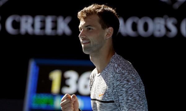 НА ЖИВО: Григор в битка за финала на AU Open