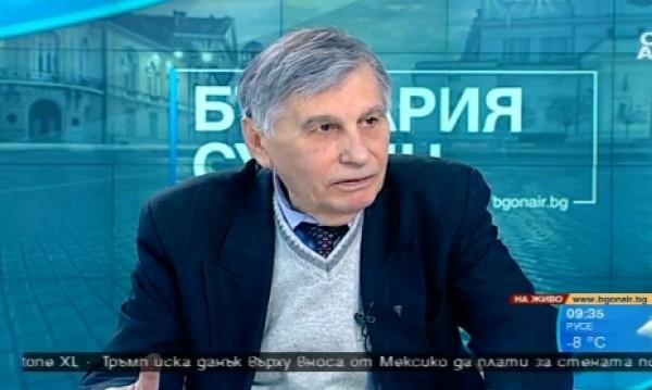 Експерт: Действията на Радев оправдават доверието!