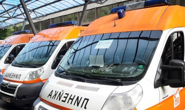 Двама пострадаха при катастрофа край Лозен