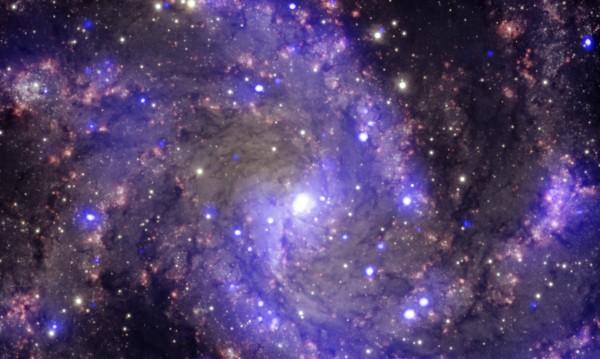 Изясниха причините за загадъчната експлозия на звезда