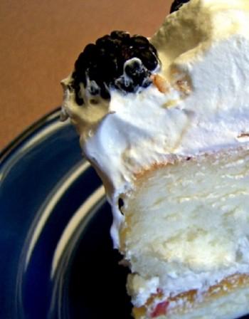 Рецептата Dnes: Ангелски кейк