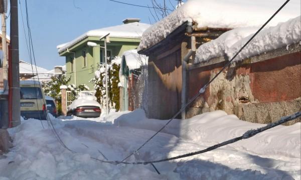 Януари - без рекорди, но най-студен от 53 г.