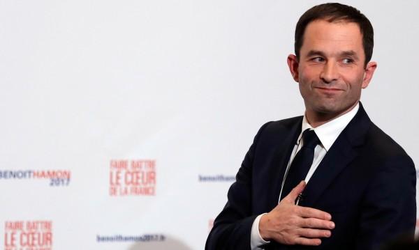 Беноа Амон - кандидат за президент на френските социалисти