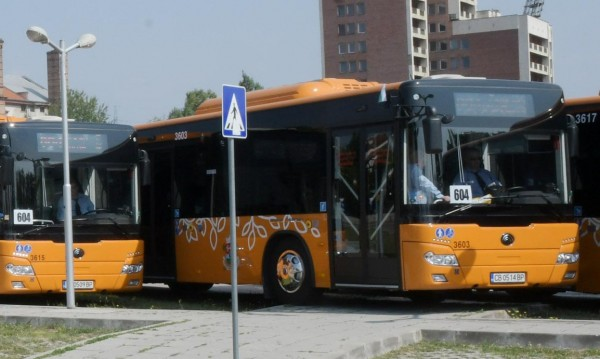 Протест в градски транспорт: Част от София остана без рейсове