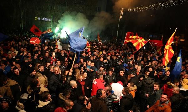 Груевски не успя да състави правителство в Македония