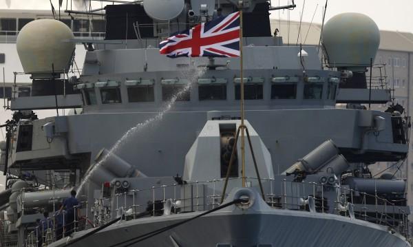 Лондон праща военен кораб в Черно море - първи след Студената война