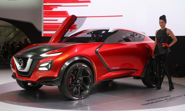 Nissan Juke сменя дизела с хибрид