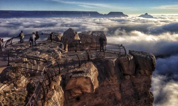 Гранд Каньон – едно от чудесата на света