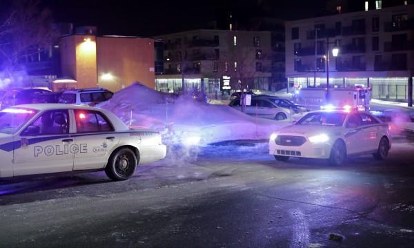 Единият от нападателите в Квебек се предал сам