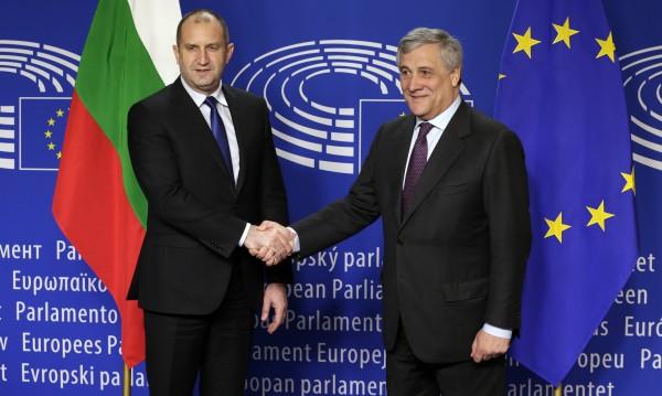 Антонио Таяни: България отговаря на изискванията за Шенген