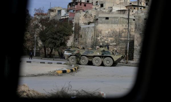Русия изнася държавен ред в Сирия