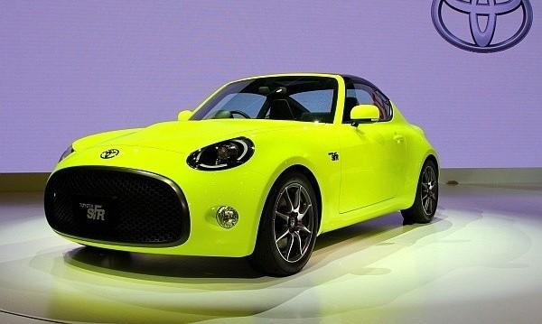 Toyota разкрива три спортни коли в Токио