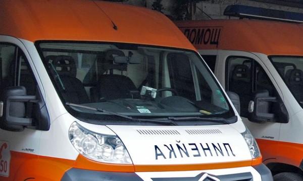 Автобус уби мъж на изхода на Варна