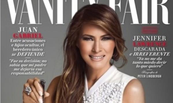 """Тръмп гради стени с Мексико, Мелания """"краси"""" корици там"""