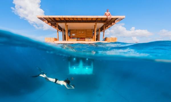 Стая под водата в Индийския океан!