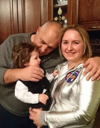 Първият рожден ден на Бойко! Внучето на Борисов