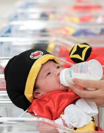 Втората седмица от света на бебето