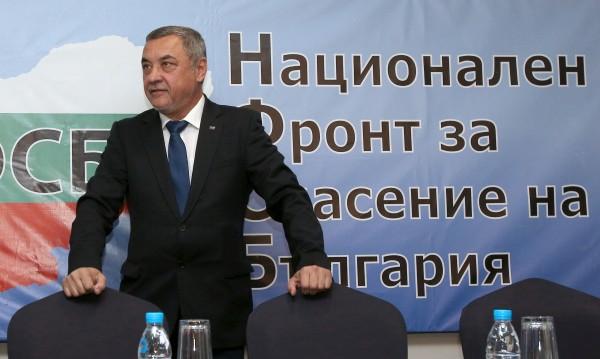 Валери Симеонов със заявка пак да участва във властта