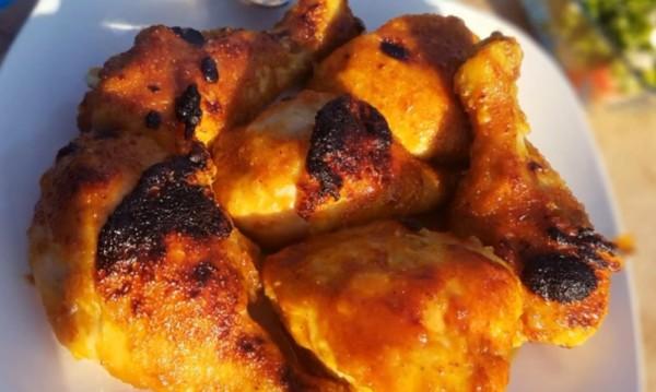 Рецептата Dnes: Глазирани пилешки бутчета