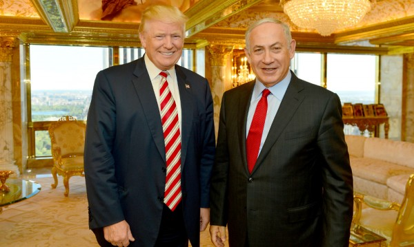 И Нетаняху стана звезда в Тwitter като Тръмп. Добра идея!