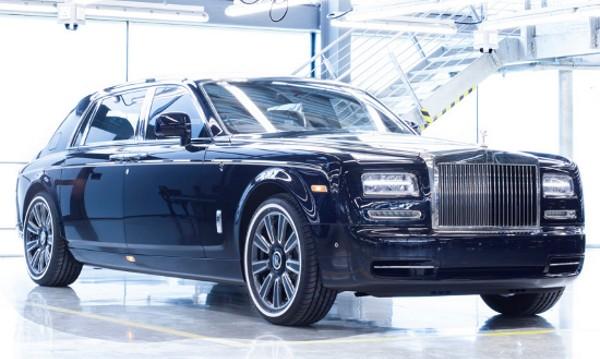 Краят на една епоха - Rolls-Royce изпрати последния Phantom VII