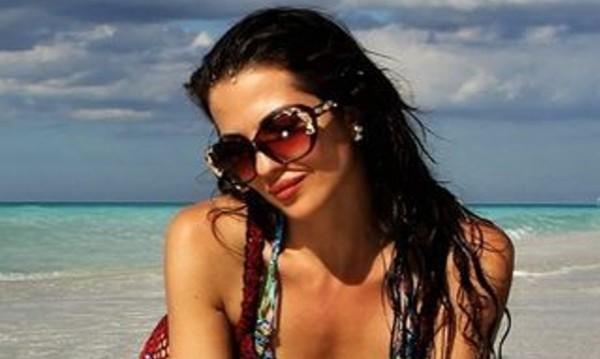 Райна се отдаде на кубинското си приключение