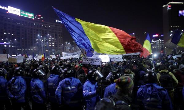 Румънската амнистия притесни САЩ, Канада, Германия, Франция...
