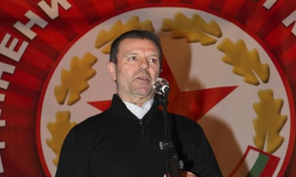 Стойчо Младенов говори за ЦСКА с горчилка, темата му е болна!