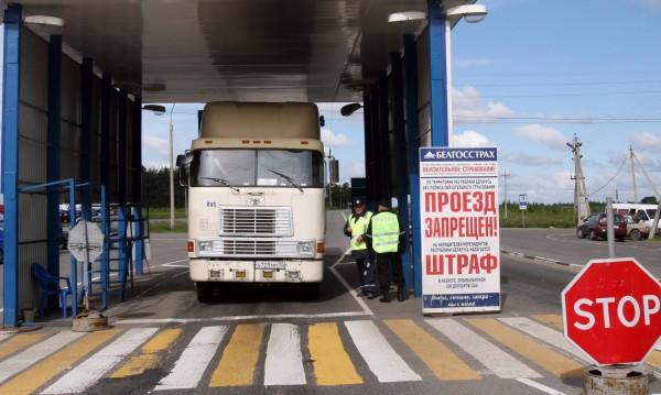 Русия установи контрол на границата с Беларус