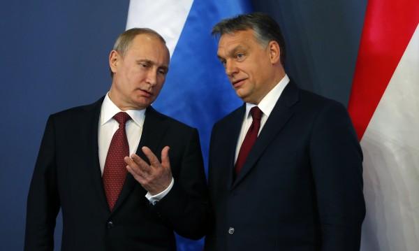 Унгария опъва нервите на ЕС с жестовете си към Русия