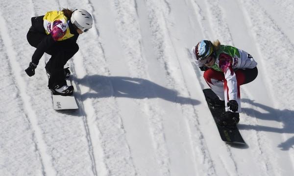 Сани Жекова преодоля квалификациите в Банско