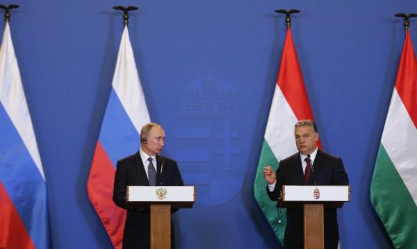 """Русия подава ръка на Унгария, разширяват АЕЦ """"Пакш"""""""