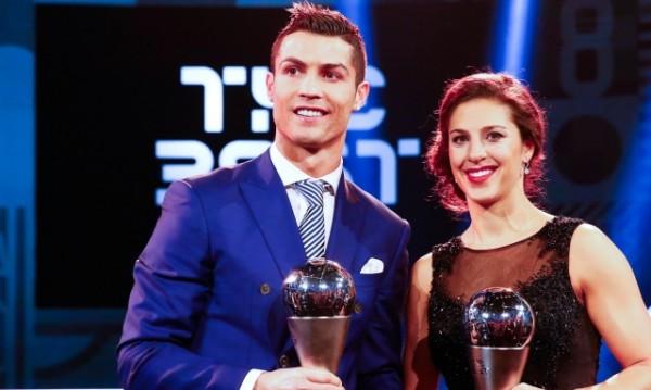 Роналдо е най-богатият спортист за 2016 г., следва Меси
