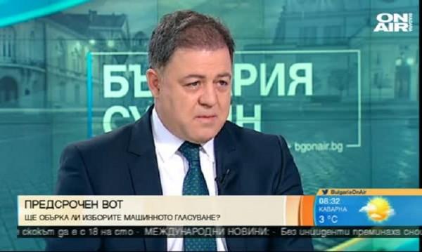 Николай Ненчев иска силен демократичен десен блок