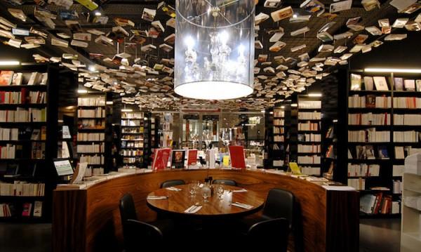 Кои са едни от най-красивите книжарници в света?