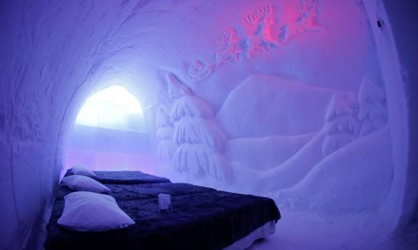 Лапландия – като в зимна приказка