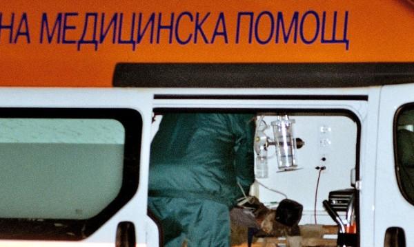 Мъж загина в Хасково, подхлъзнал се на лед